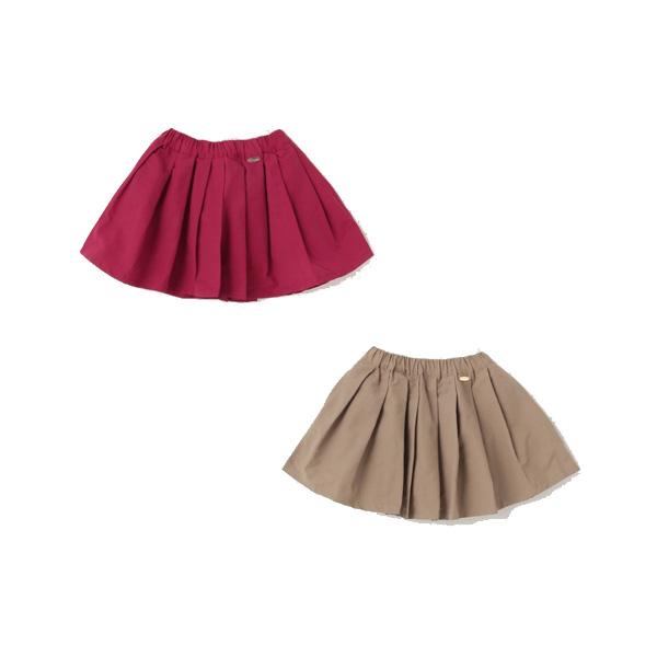 子ども服 女の子 かわいい 1着でも送料無料 ブランド petit main プティマイン グログランスカート 130cm 120 100 80 キッズ べビー 90 マーケティング 110