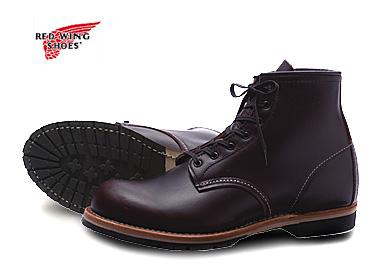 【安心の正規取扱店!!】【送料無料!】 RED WING レッドウィング (レッドウイング) Beckman boots ベックマンブーツ09411 ブラック/チェリー