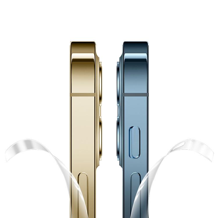 アップル アイフォン12 12ミニ 12プロ 12プロマックス 用の保護フィルム 側面シールド 保護フィルム 日時指定 12 保護フィルムステッカー Apple iPhone12 側面保護フィルム 出荷 mini Pro Max