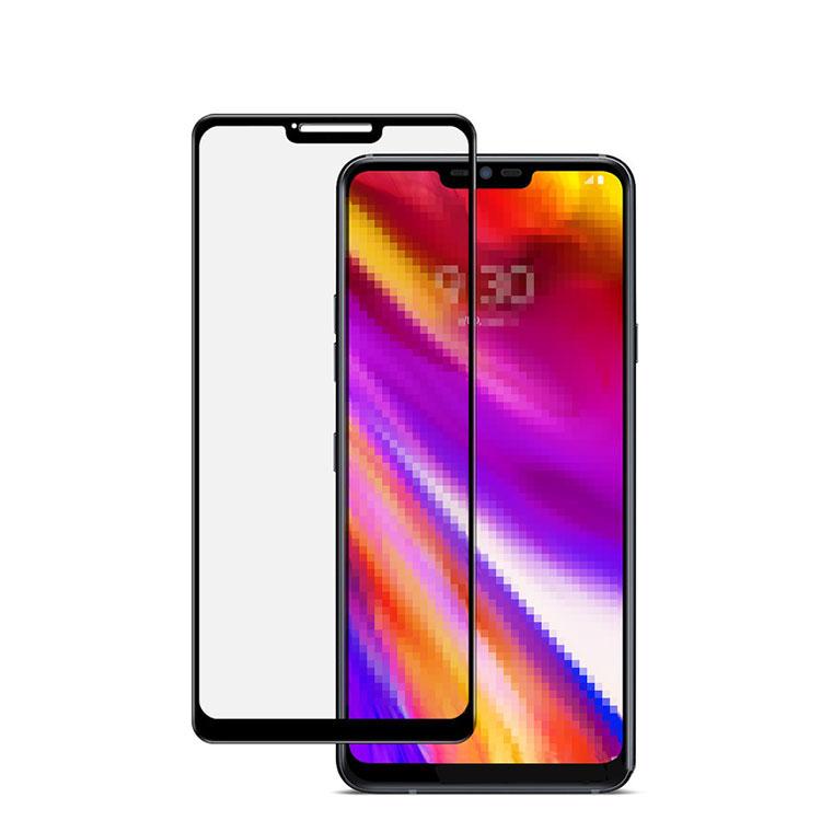 秀逸 LG Android One 限定タイムセール X5用の硬度9Hの強化ガラスフィルム X5 ガラスフィルム 強化ガラス 液晶保護シート 液晶保護ガラスシート 9H 2.5D 0.26mm 液晶保護