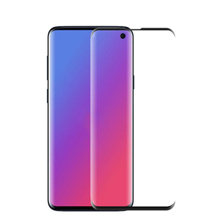 サムスン ギャラクシー S10 S10+ S10e用の抜群のフィット感を実現する3Dラウンド形状の液晶保護用の強化ガラス Samsung 5%OFF Galaxy S10eガラスフィルム ギャラクシーS10 フィルム オープニング 大放出セール 硬度9H 液晶保護ガラス S10E 立体ラウンドタイプ 強化ガラス