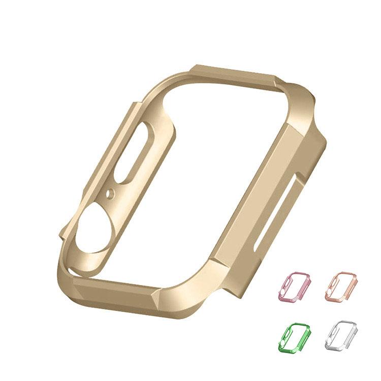 Apple Watch Series 4 44mm ケース/カバー メッキ プラスチック製 アップルウォッチ シリーズ4 ハードカバー