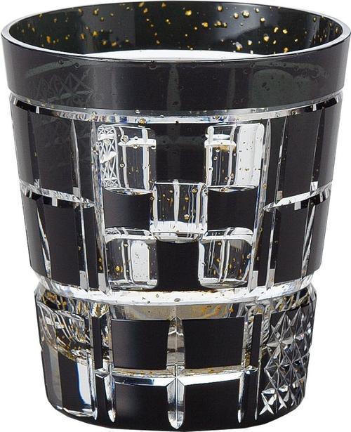東洋佐々木ガラス 八千代切子 日本製【 八千代切子オンザロック(田工の組 たこうのくみ)オンザロック LSB19753SBK-C620 】マイグラス ロックグラス オールドファッション グラス タンブラー 焼酎グラス ご贈答 ギフト プレゼント 父の日