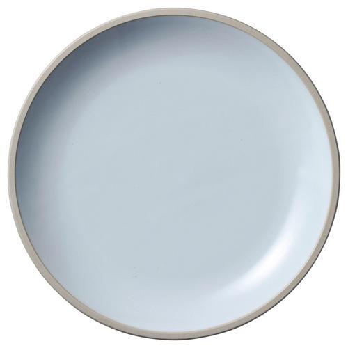 どんなお料理にも合うホワイトのプレートです KOYO 光洋陶器 日本製 LUST ルスト マイルドホワイト 約23cmプレート 洋食器 プレート 丸皿 大皿 業務用 食器洗浄機対応 美濃焼 陶磁器 プロユース ミート皿 シンプル カフェ 白 メイン皿 予約販売品 ブランド買うならブランドオフ メインプレート ホワイト