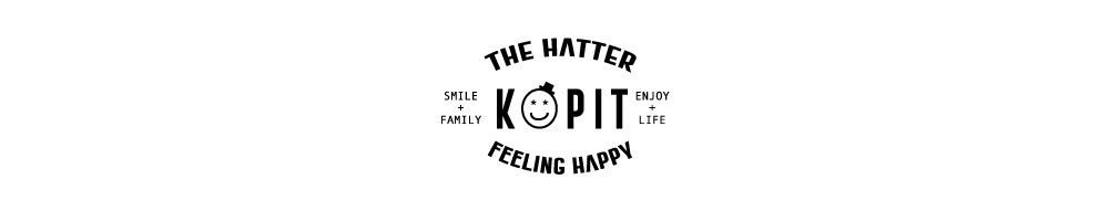 帽子屋KOPIT(コピット):カジュアルでカラフルな帽子やネックウェアーを遊び心のあるデザインで提案