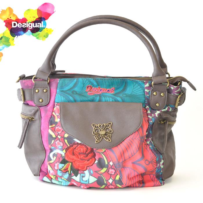 3c182a4589da28 boutique koran: Desigual desigual Womens Mrs. fashion bags back ...