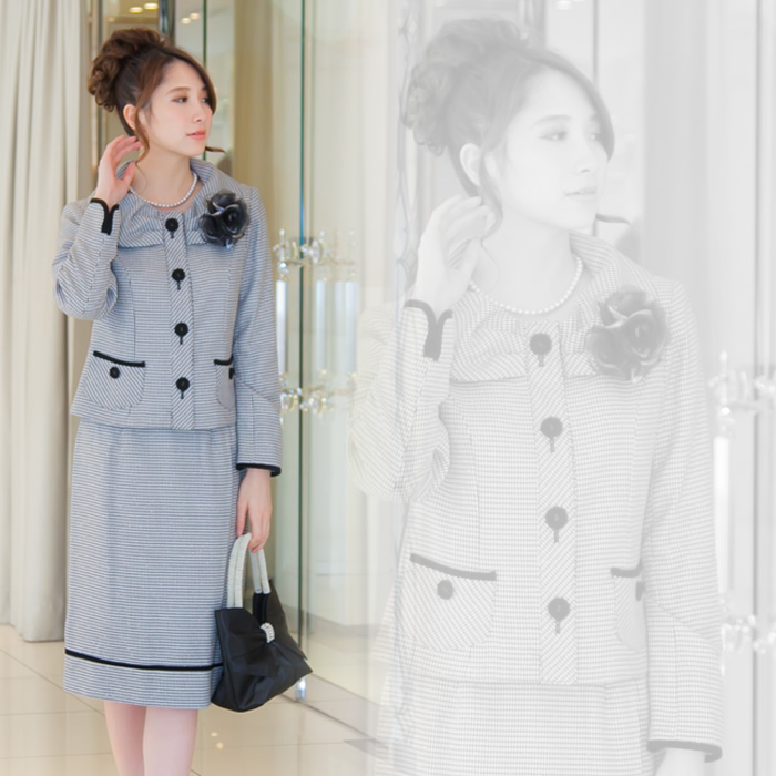 boutique koran | Rakuten Global Market: Women\'s skirt suit entrance ...