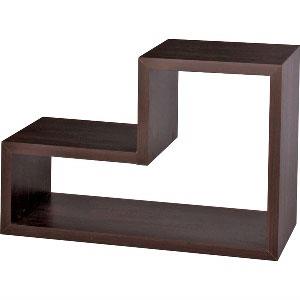 パズルラック/ナチュラル カフェ風 おしゃれ かわいい シンプルデザイン 落ち着いた色 おしゃれ すっきり 収納家具 収納 すっきり収納 整理整頓 おしゃれに収納 片付け