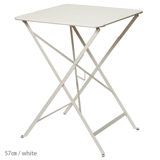 Square Table 57 H (white)