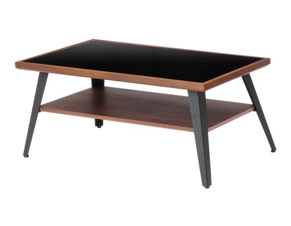 【送料無料】リビングテーブル【幅90】/リビングテーブル テーブル つくえ ダイニング シンプルデザイン すっきりした 精錬 すてき カフェ風 喫茶店 シンプル スタイリッシュ 木 ナチュラル