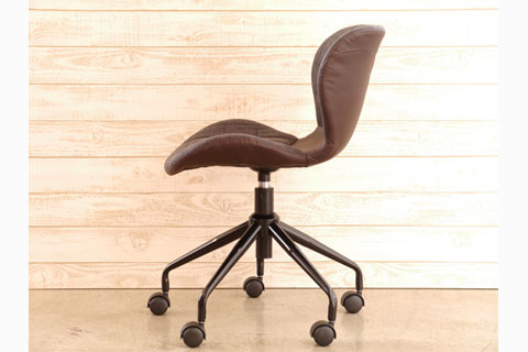 Cute Desk Chair / Cafe Simple Scandinavian Desk Chair Office Paso Concha Chair  Chair Chair Café Fashionable Interiors