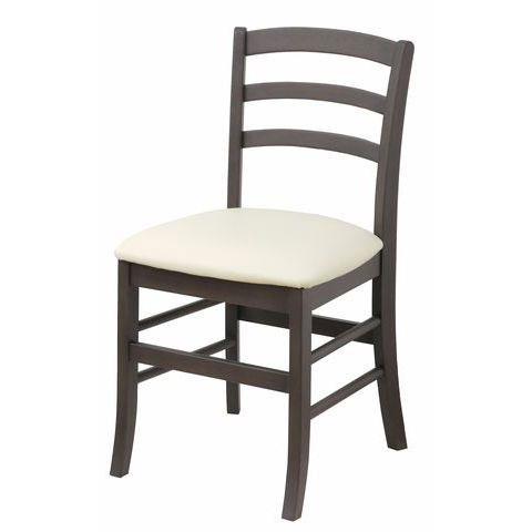 チェア/天然木 デスクチェア ホワイト家具 椅子 白家具 モノトーン シック ウレタン ディープグレー シンプルチェア コンパクト 一人暮らし かわいい アンティーク風 クラシカル 木製椅子 4色展開 おしゃれ