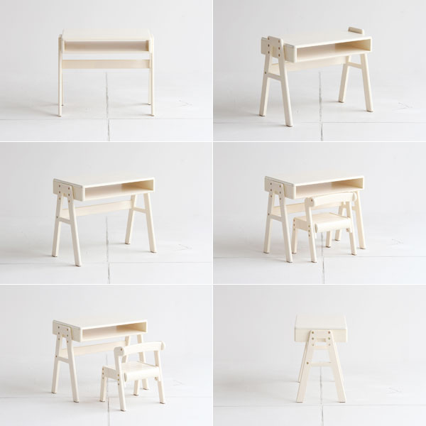 Kids Desk Kids Chair Stacking Child Furniture Fashion Simple Cute Popular  Recommendation With The Desk Storing For The Kids Desk Chair Set (desk +  Chair) ...