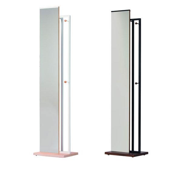 【送料無料】ハンガーフック付きミラー/ハンガーフック ハンガーフック付き鏡 ハンガーフック付きミラー ミラー 鏡 カガミ かがみ 壁掛け 全身鏡 全身かがみ 全身カガミ 姿見 家具 インテリア インテリア雑貨 雑貨 北欧