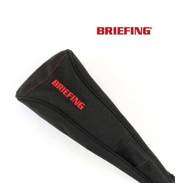 【ブリーフィング BRIEFING】コーデュラナイロン ドライバーカバー DRIVER COVER・BRF322219-2771702【メンズ】【レディース】【JP】