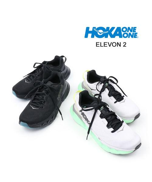 ELEVON 2・1106477-2542001【メンズ】【D-3】【■■】 スニーカー 靴 ONE HOKA ONE(ホカオネオネ)メンズ M トレーニングシューズ エレボン2