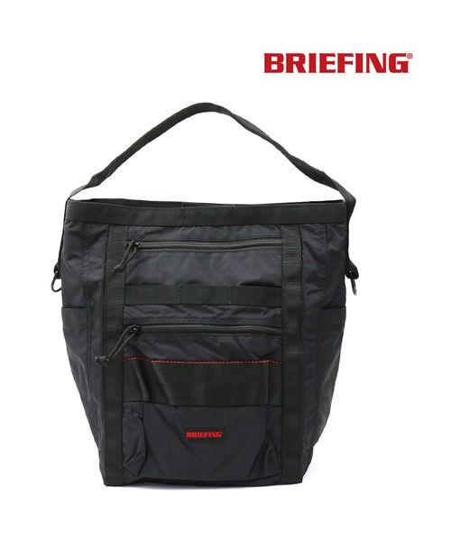 BRIEFING(ブリーフィング)リップストップナイロン バケット型 トートバッグ バケットMW BUCKET MW・BRA201T16-4302001【メンズ】【レディース】【■■】