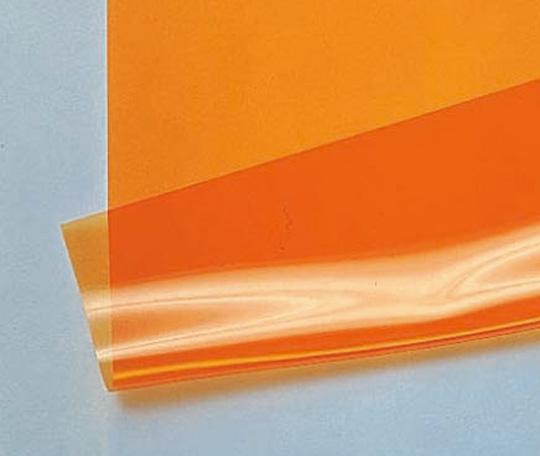 【送料無料!(沖縄・離島を除く)】帯電防止・紫外線遮蔽フィルムオレンジ