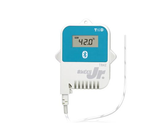 おんどとりJr.(Bluetooth対応 センサ外付 温度1ch) TR42 62-2977-99