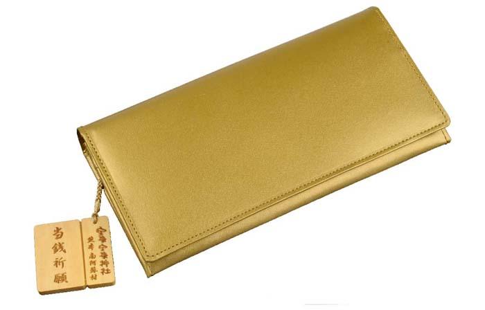 【すぐに使える10%OFFクーポン】宝来宝来神社特別祈祷『当銭財布』
