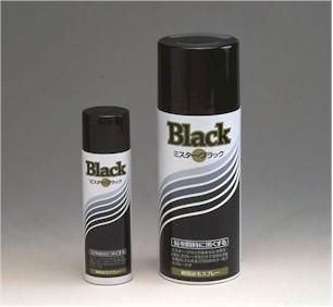 【すぐに使える10%OFFクーポン】瞬間染毛スプレー「ミスターブラック」!気になる薄毛・生際の白髪に! ミストの力で瞬間濃色増毛!