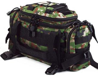 【すぐに使える10%OFFクーポン】自衛隊・大収納4WAY大型ウェストバッグ【送料無料】屈強さと便利さと、大容量を兼ね備えた本格ミリタリー仕様!軍特殊部隊の防弾チョッキと同じ1000デニールの大型バッグ!