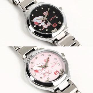 【すぐに使える10%OFFクーポン】スヌーピー65周年リストウォッチスヌーピー誕生65周年を記念して発売!世界中で愛され続け、衰えることない人気の「スヌーピー」の限定時計