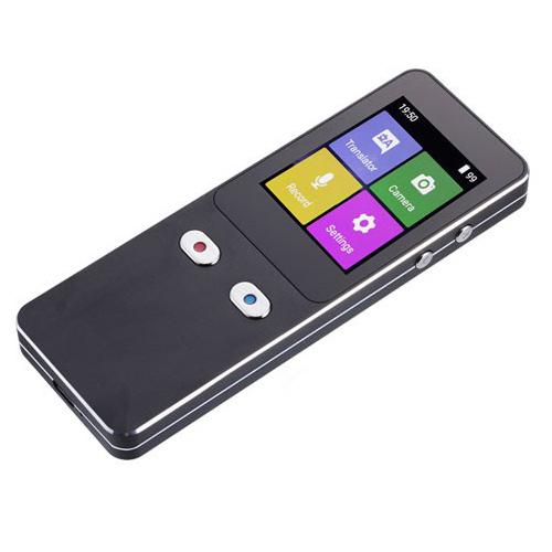 【すぐに使える10%OFFクーポン】カメラ付き翻訳機 SLI-WTC500【送料無料】音声入出力44言語対応(音声入力120言語対応)!軽量&コンパクトですぐに翻訳!