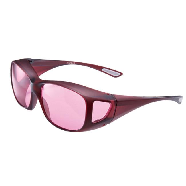 【すぐに使える10%OFFクーポン】美美Pink(びびぴんく)【送料無料】ピンクの波長で女性の毎日を元気に美しくするサングラス!