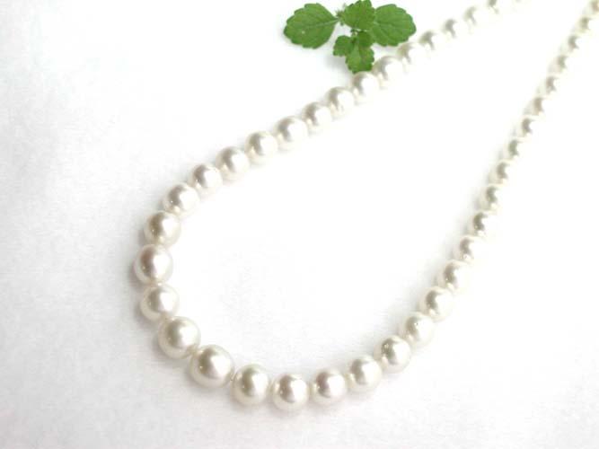 【すぐに使える10%OFFクーポン】南洋真珠ネックレス【送料無料】!