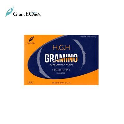 【送料無料】グラント・イーワンズ HGH グラミノ(GRAMINO) 520g(標準13g×40袋) 期限2019年8月1日 以降 グラントイーワンズ【お得な2箱セットもございます】
