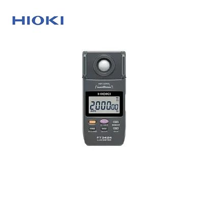 【送料無料】HIOKI/日置電機 照度計 LUX METER FT3424 【最安価格挑戦】