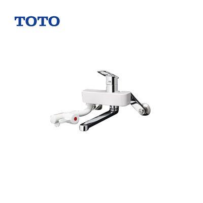【送料無料】未開封 TOTO T335D 電気温水器専用混合栓 壁付きタイプ 一般地用 水栓金具