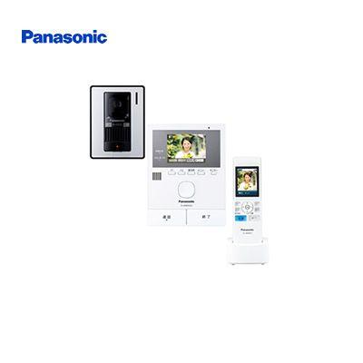 10 000円以上のお買上げで送料無料 パナソニック 交換無料 新作通販 Panasonic インターホン VL-SWD302KL ワイヤレスモニター付テレビドアホン