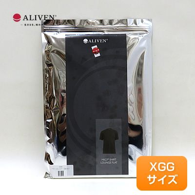 【送料無料】アライヴン mig3 パワーTシャツ 半袖 サイズ:M/カラー:黒