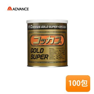 【送料無料】ADVANCE/アドバンス コッカス ゴールドスーパー スペシャル 100g(1g×100包) 顆粒 期限2021年9月以降【最安価格挑戦】