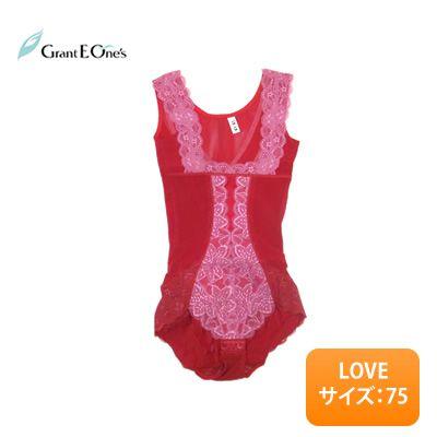 【送料無料】グラント・イーワンズ LA-LA ララ グラント グレイシー ララドール (袖なしボディスーツ) 〈カラー:限定 LOVE / サイズ:75〉