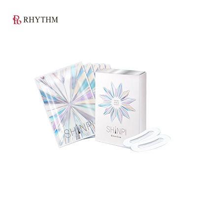 【送料無料】RHYTHM セラム マイクロ/リズム株式会社 シンピ(SHINPI) マイクロ セラム シート 5パウチ入り(2枚×5回分)[マスク・シートマスク], オールコムスイーツ王国:4843f67b --- officewill.xsrv.jp