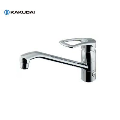 KAKUDAI/カクダイ 117-063 シングルレバー混合栓 分水孔つき 水栓金具