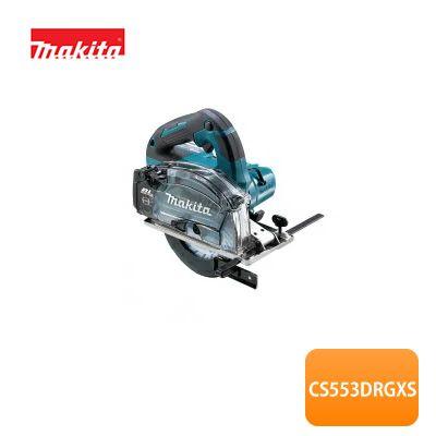 マキタ/makita 150mm充電式チップソーカッター CS553DRGXS バッテリ (6.0Ah)×2本・充電器・ケース・チップソー付