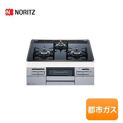 【大特価】ノーリツ/NORITZ ビルトインガスコンロ ファミ N3WQ6RWASSI 12A 13A(都市ガス用) 幅60cm オートグリル