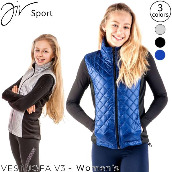 フィギュアスケート ウェア JIV - Sport ウェア ベスト V3 -JOFA- 大人/Women's LP+【ラッピング可】 - LP+, ふるさと21:20e2721c --- sunward.msk.ru