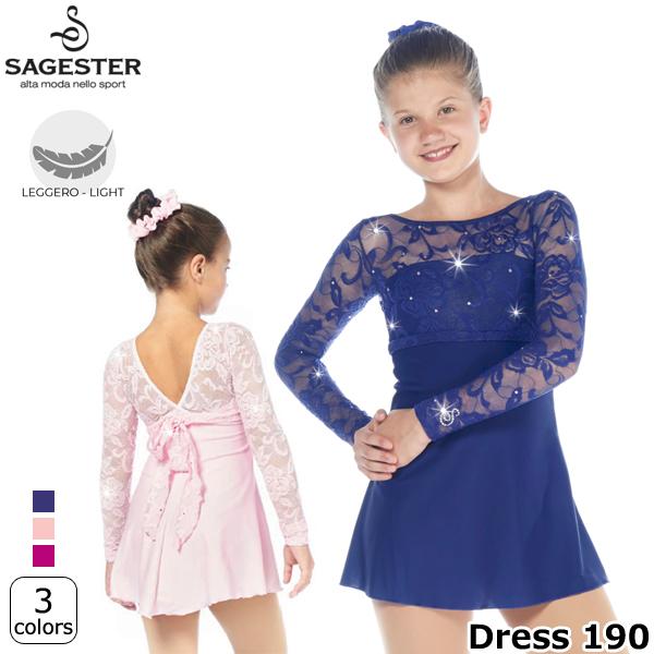 SAGESTER ドレス 190【ラッピング可】 -NP/TC