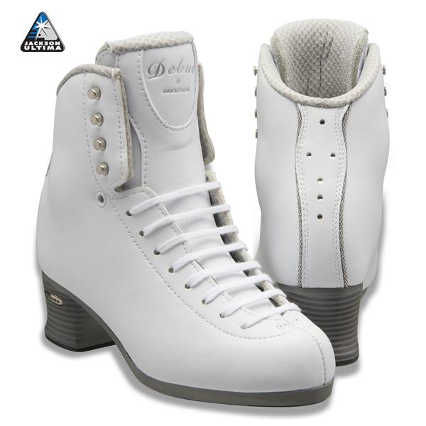 フィギュアスケート スケート靴 JACKSON(ジャクソン) デビュー 2450 白