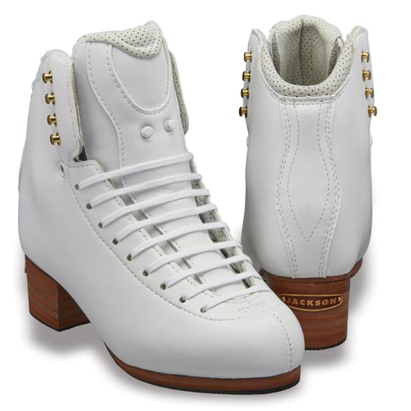 フィギュアスケート スケート靴 JACKSON(ジャクソン) エリート 5200 白