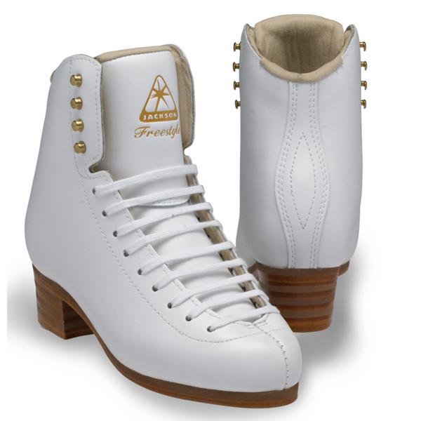 フィギュアスケート スケート靴 JACKSON(ジャクソン) フリースタイル 2195 白