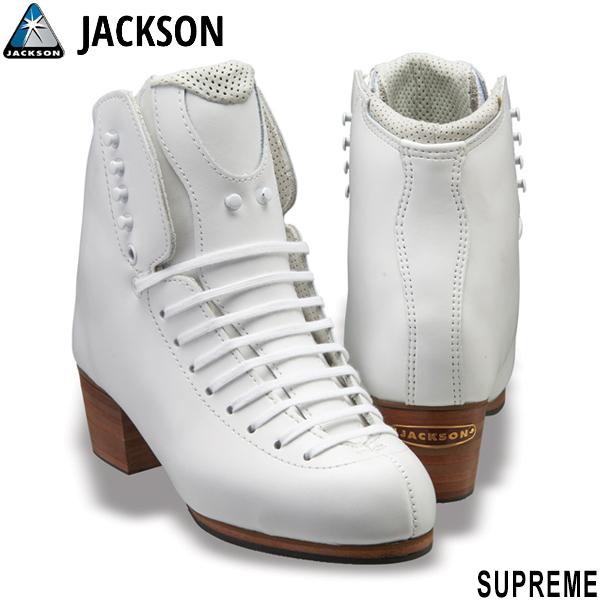 JACKSON スケート靴 シュープリーム 5500 -White