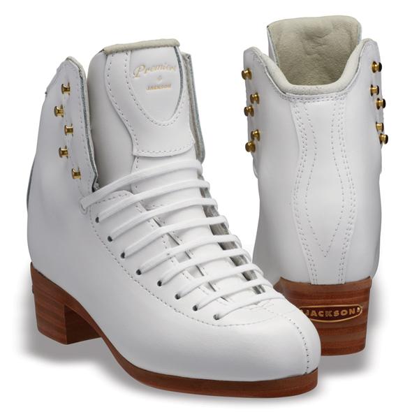 フィギュアスケート スケート靴 スケート靴 2800 JACKSON(ジャクソン) プレミア 2800 白 白, ボブズ洋品店:a0054334 --- sunward.msk.ru