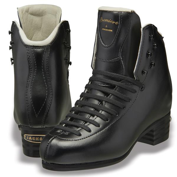 JACKSON スケート靴 Premiere 2822 -Black