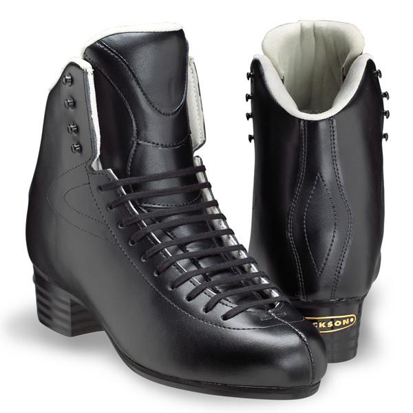 フィギュアスケート スケート靴 JACKSON(ジャクソン) プレミア 黒